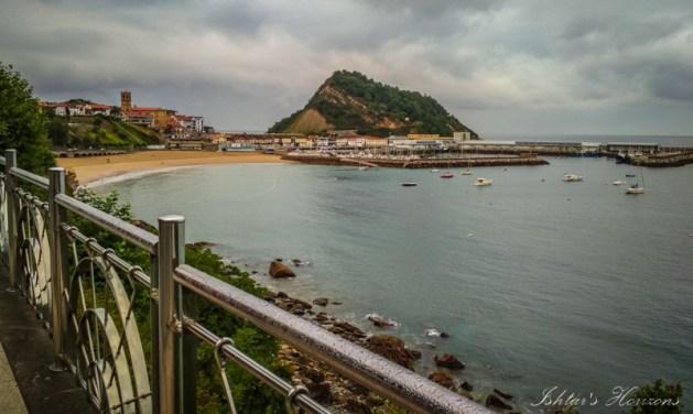 costa del País Vasco