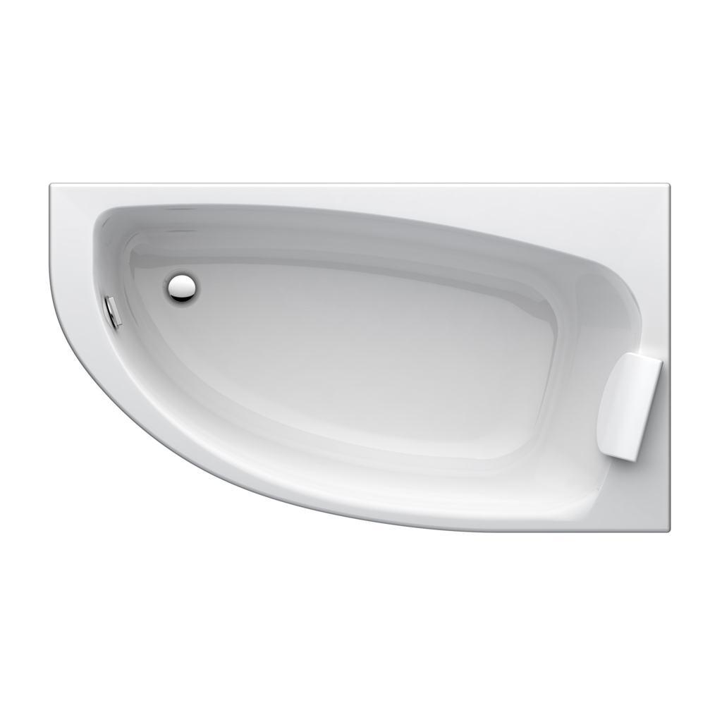 product details j4809 baignoire 160 x 90 cmversion droite ideal standard