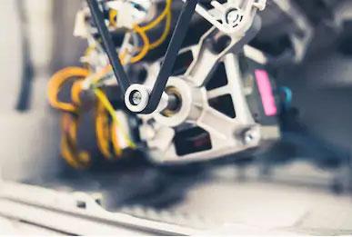 Temizlik Makinası Yedek Parça