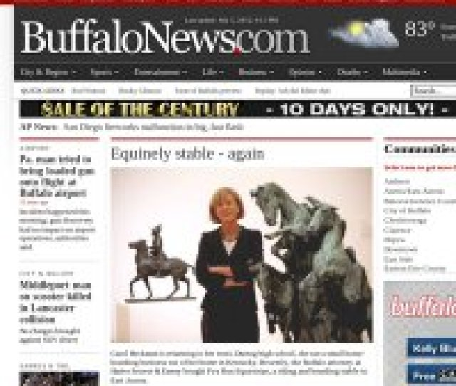 Buffalonews Com Screenshot