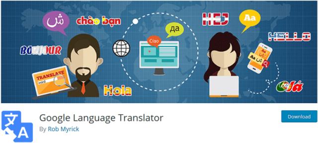 مترجم لغة جوجل