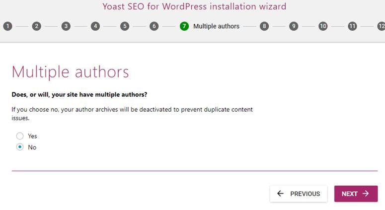 yoast seo multiple authors