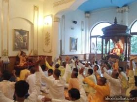 Balarama Jayanti Celebreted at ISKCON Kolkata