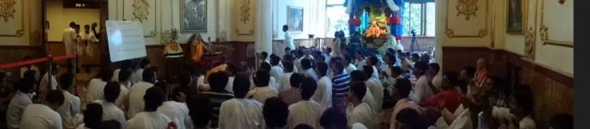 ISKCON Kalkata Janmastami Celebration 2013