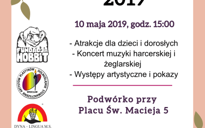 Święto Podwórka 10.05.2019 pl. św. Macieja 5a
