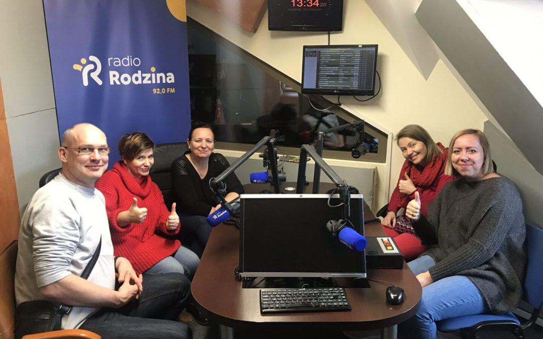 Piszą i mówią o nas – Radio Rodzina