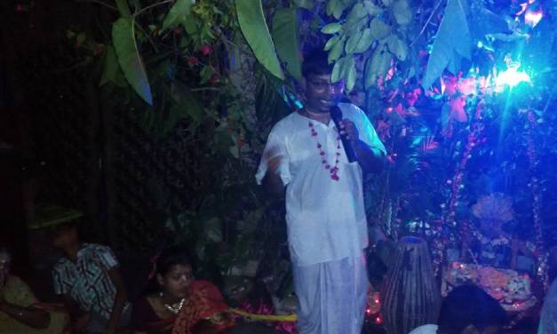 Janmastami Celebrations at Mymensingh, Bangladesh