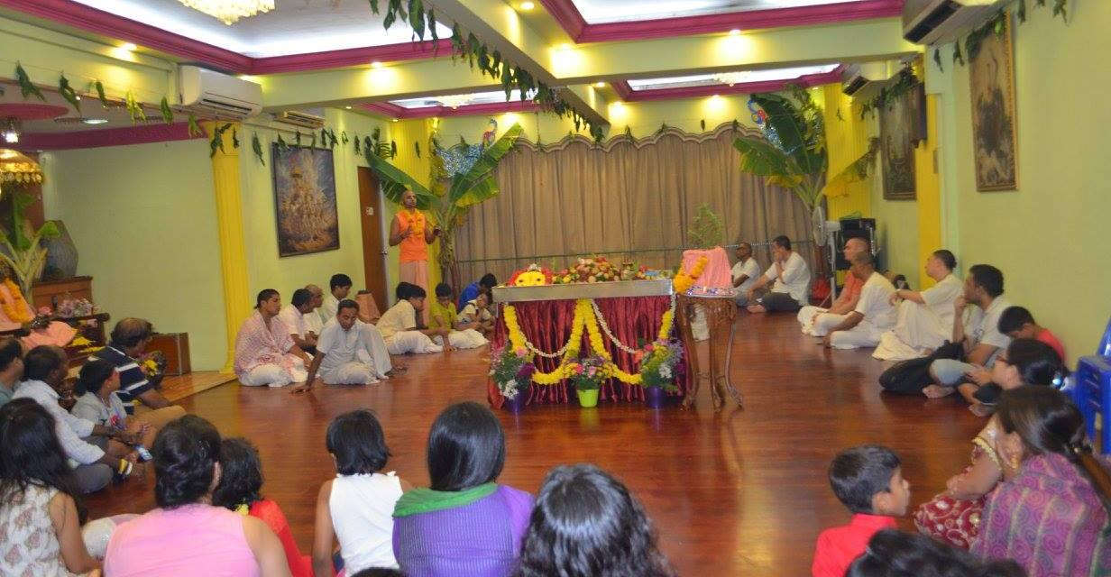 Govardhana Puja 2016 in Singapore