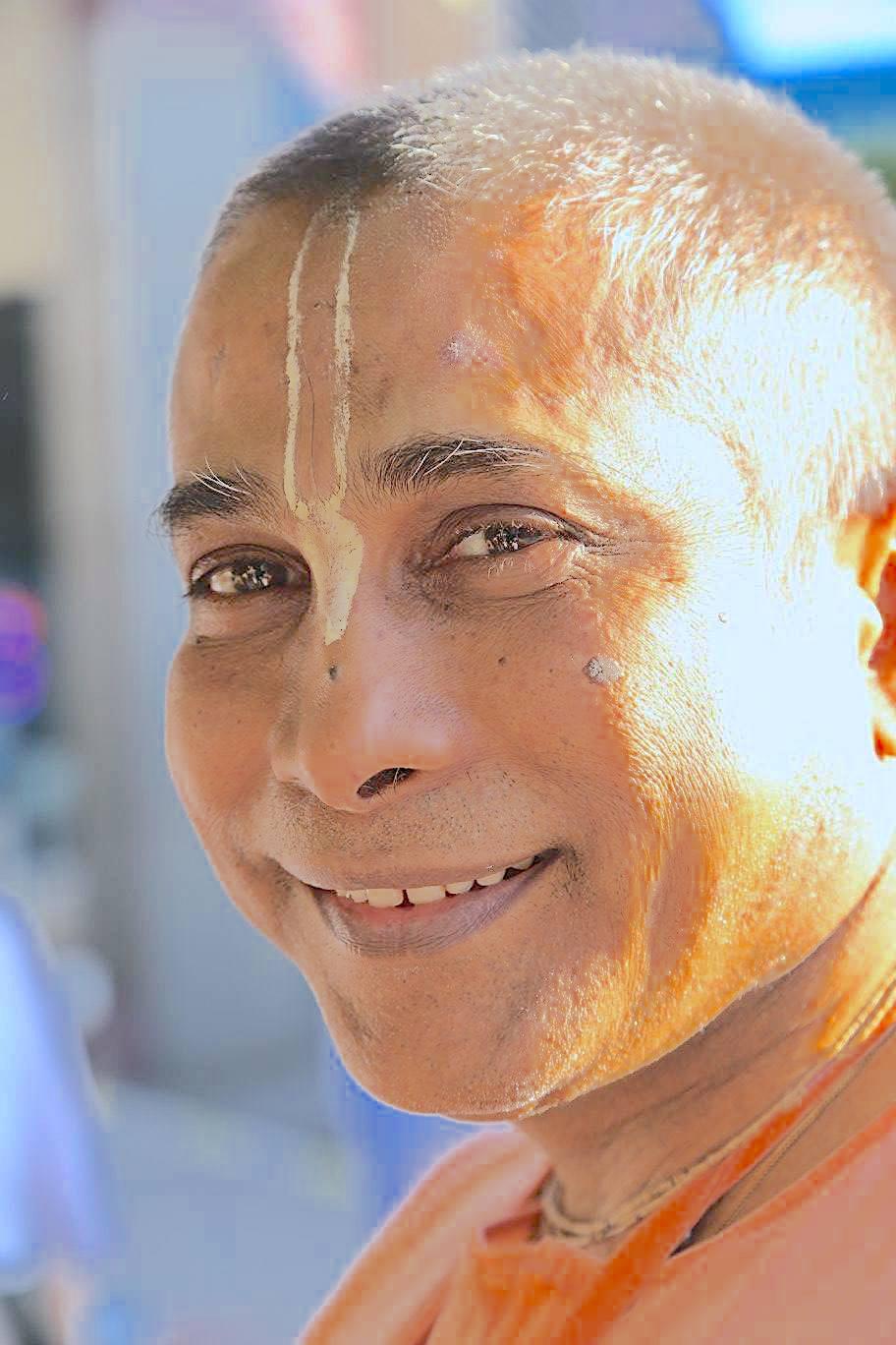 His Grace Sundar Gopal Prabhu
