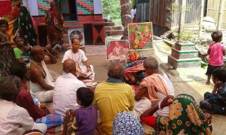 ISKM Preaching in Bangladesh