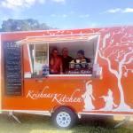 Krishna's Kitchen Australia Back on the Road