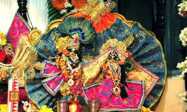Janmastami 2017 in Puducherry, India