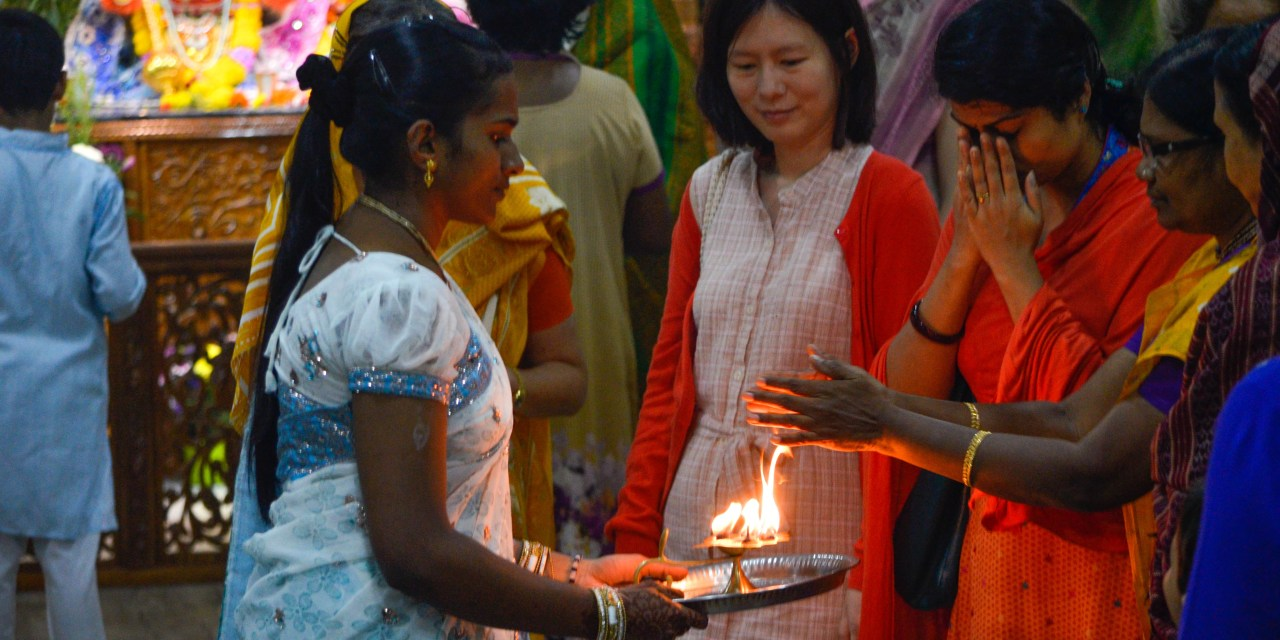 New Altar Opening Inauguration Ceremony