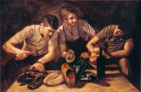 Assembly of Cobblers