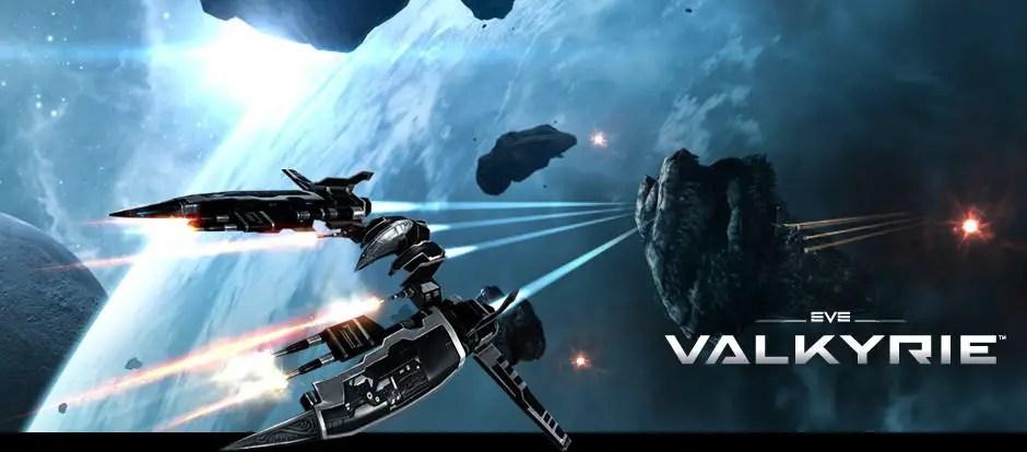 EVE Valkyrie Gameplay