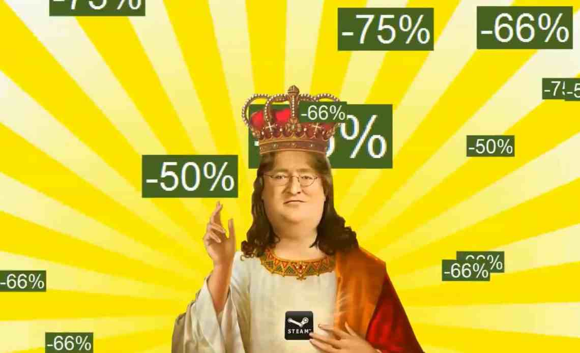 Steam Game Discounts