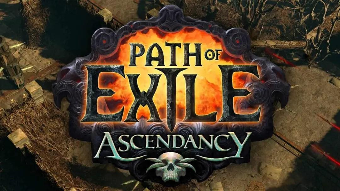 POE Ascendancy