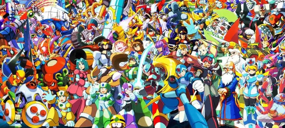 Mega-Man-X-Series