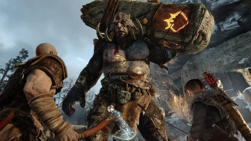 God of War PS4 Patch