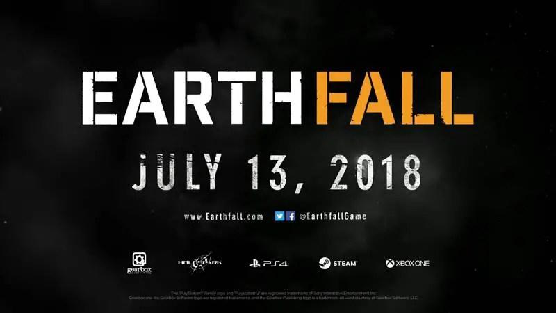 Earthfall co-op FPS announced