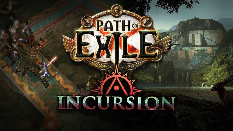 Path of Exile Incursion League