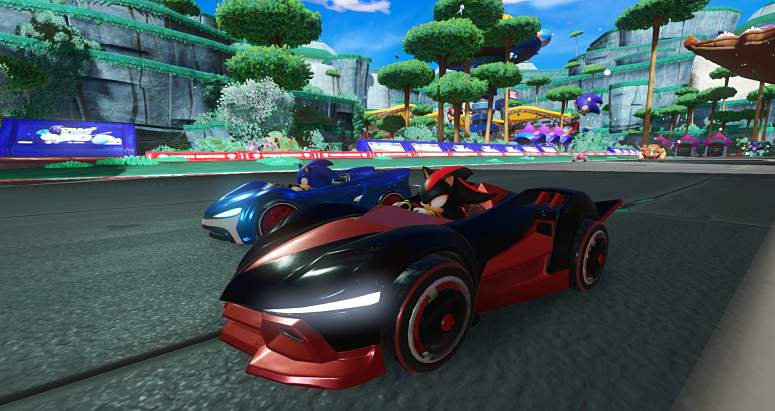 Sonic Racing Game Announced