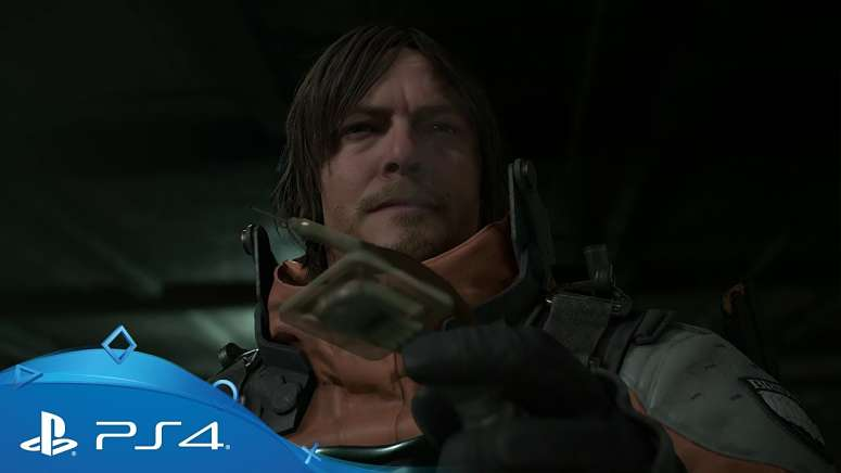 Death Stranding Gameplay Trailer Released