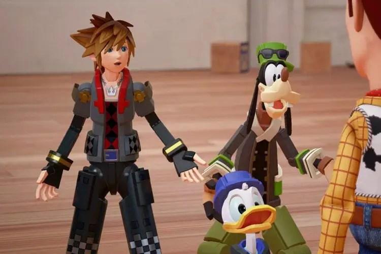 Kingdom Hearts III delayed