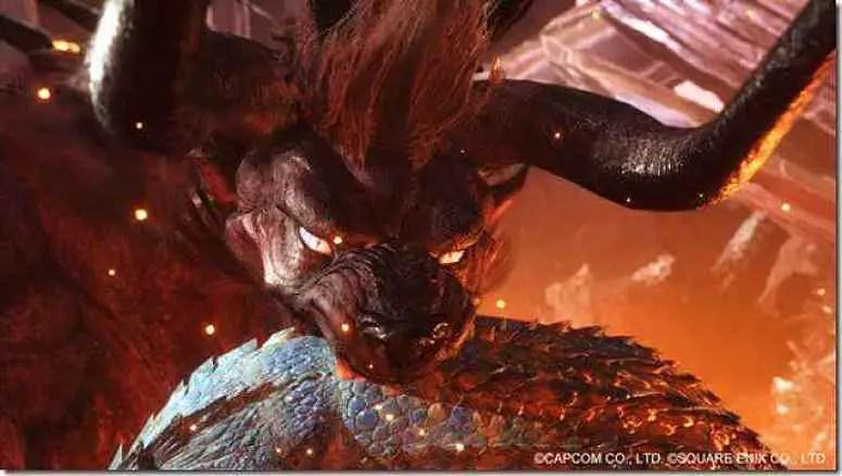 Monster Hunter World Behemoth FF XIV release date