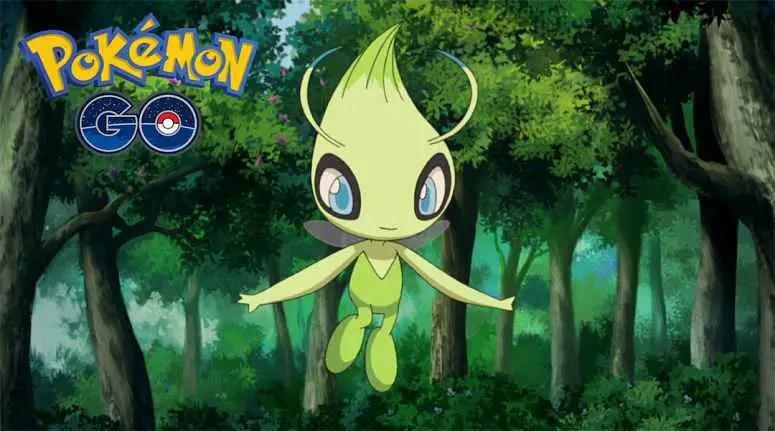 Pokemon GO Celebi and lucky Pokemon Datamined