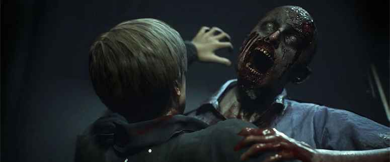 The Resident Evil 2 Collector's Edition