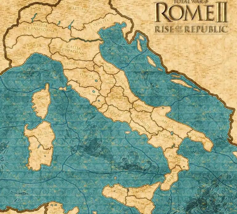 Total War Rome 2 DLC Rise of the Republic