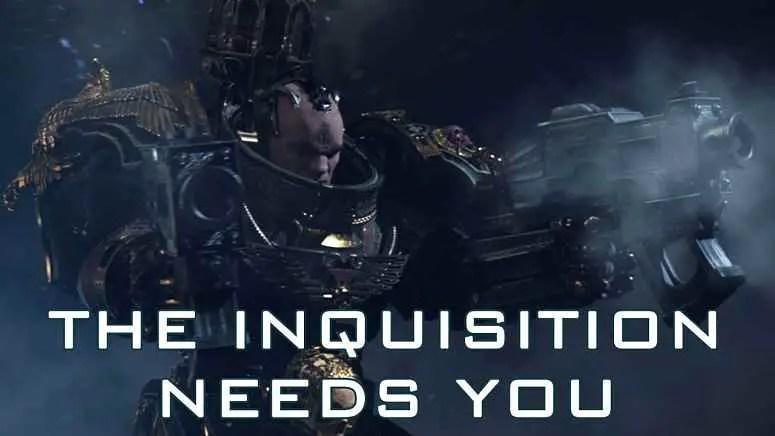 Warhammer 40K Inquisitor Martyr Warzone Update