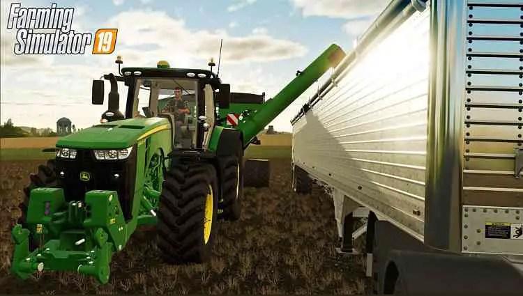 Farming Simulator 19 Gamescom Gameplay