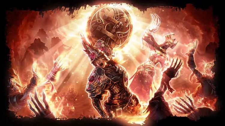 Grim Dawn Forgotten Gods Oathkeeper Mastery