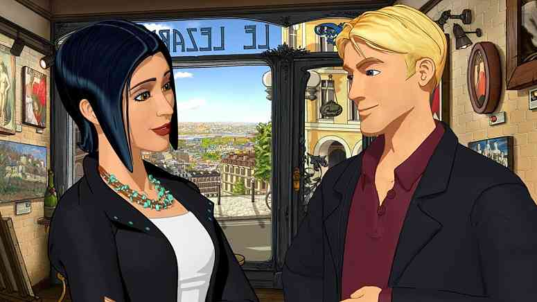 Broken Sword 5: The Serpent's Curse coming to Switch