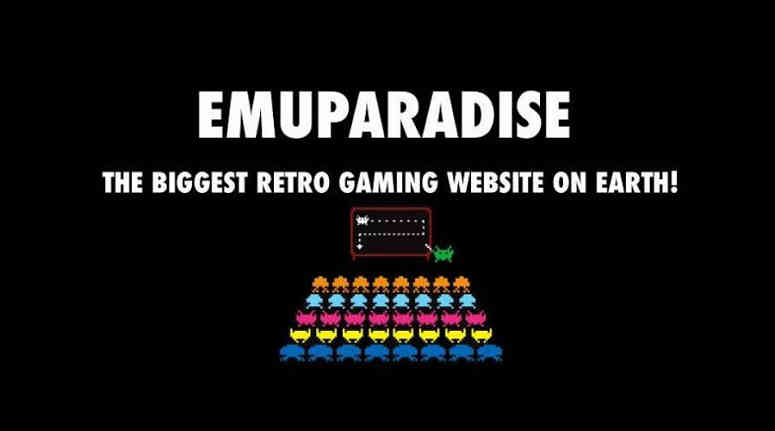 EmuParadise Pulls All It's ROMs