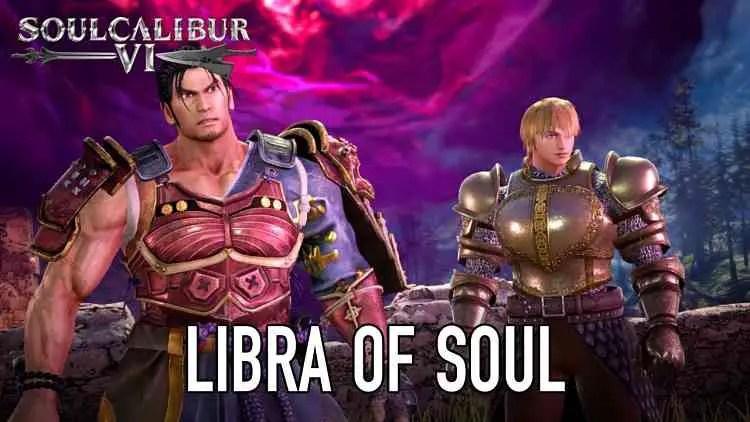 Libra of Soul Trailer