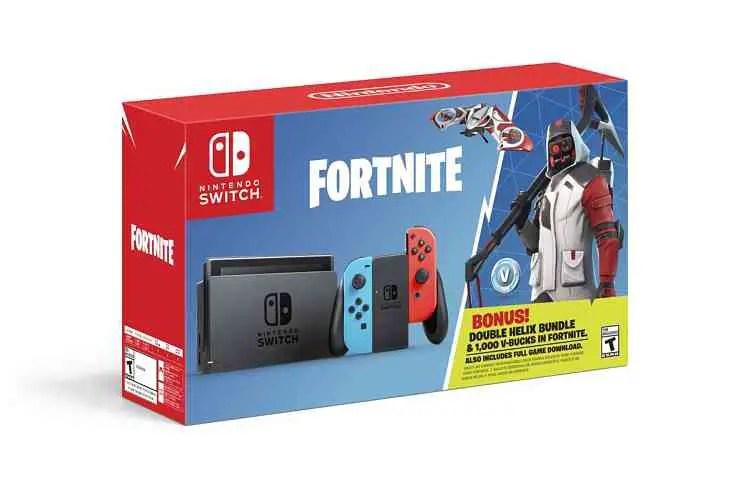 Fortnite Switch Bundle