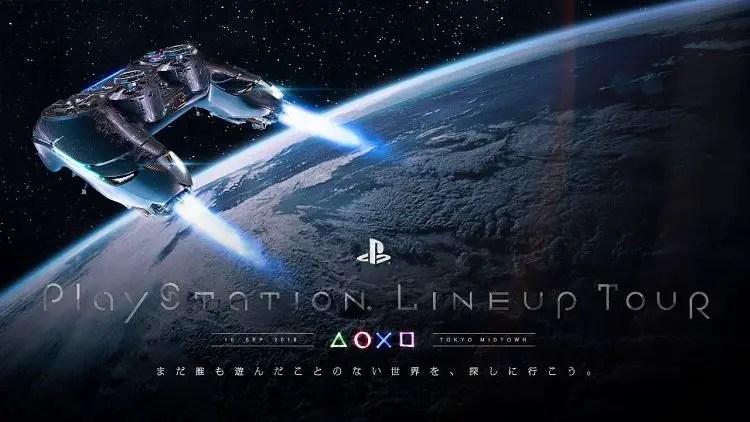 TGS 2018 PlayStation Lineup Tour