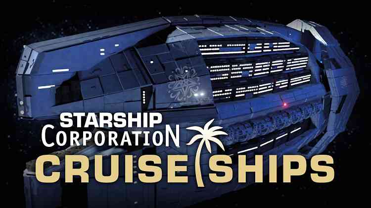 Starship Corporation - Cruise Ships DLC