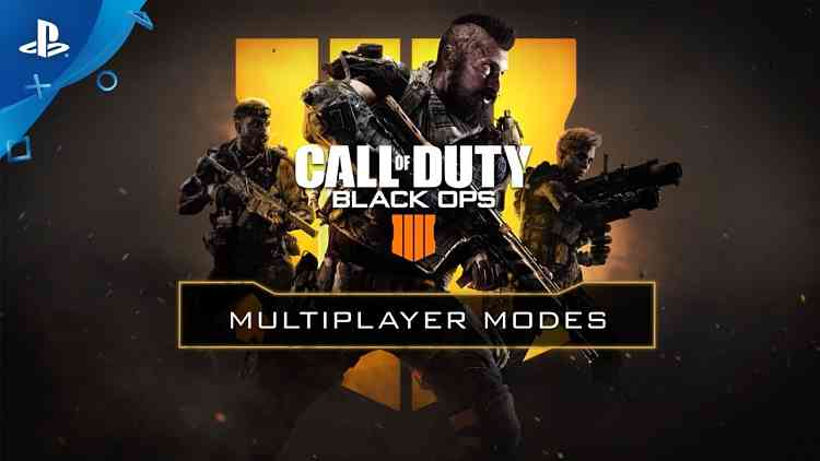 Call of Duty: Black Ops 4 - Multiplayer Overview