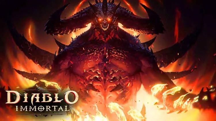 Diablo Immortal Mobile Game Announced