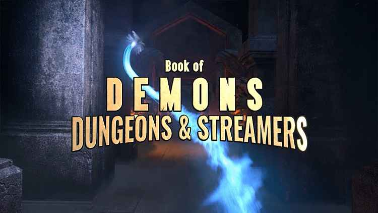 Book of Demons Free Dungeons and Streamers DLC