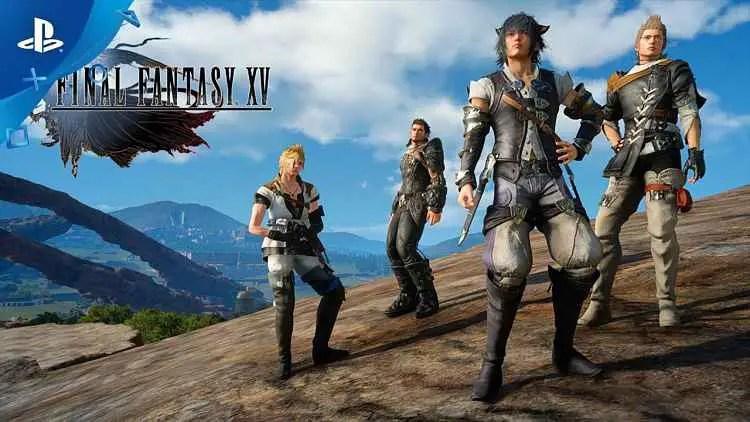 Final Fantasy XIV and XV Crossover