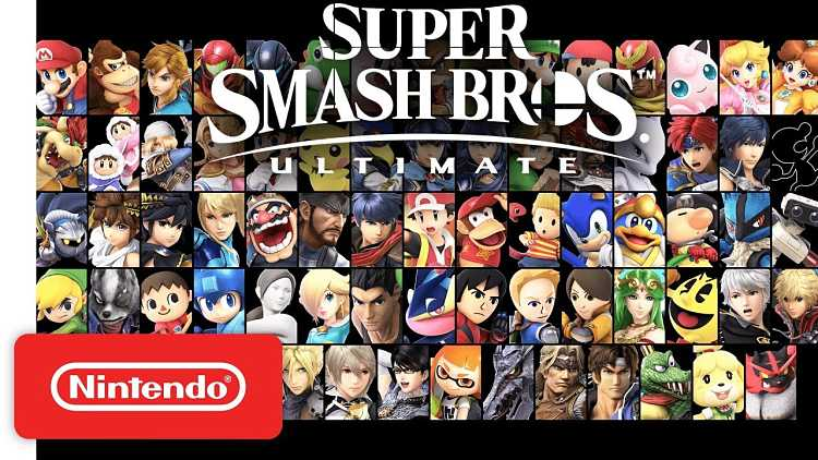 Super Smash Bros. Ultimate's Overview Trailer