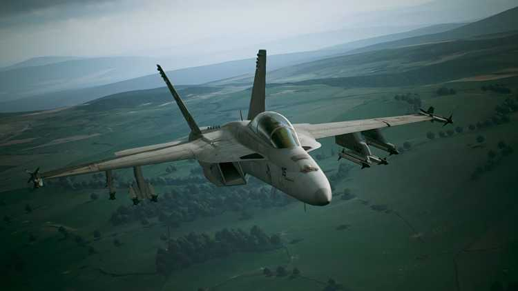 Ace Combat 7: Skies Unknown F/A-18 Trailer