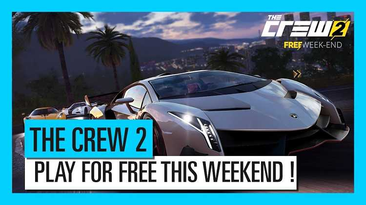 Try out the Crew 2 for Free Today Until December 17
