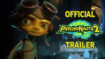 New Psychonauts 2 trailer digs into the depths of the story