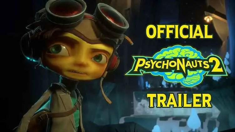 Psychonauts 2 Will Release in 2019